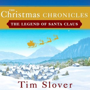 The Christmas Chronicles audiobook cover art