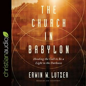 The Church in Babylon audiobook cover art