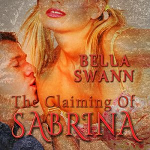 The Claiming of Sabrina audiobook cover art