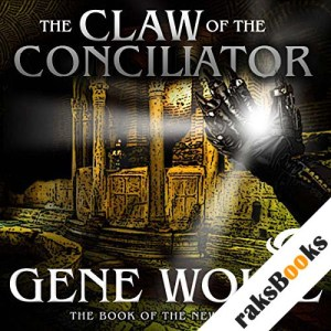 The Claw of the Conciliator audiobook cover art