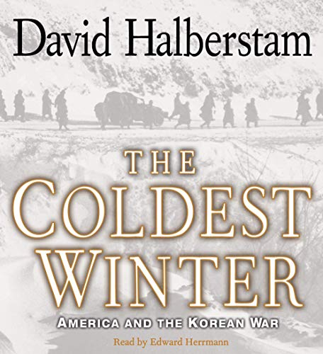 The Coldest Winter audiobook cover art