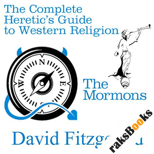 The Complete Heretic's Guide to Western Religion, Book 1 audiobook cover art