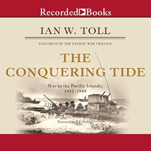 The Conquering Tide audiobook cover art