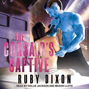 The Corsair's Captive audiobook cover art