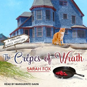 The Crêpes of Wrath audiobook cover art
