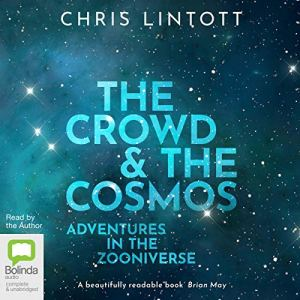 The Crowd and the Cosmos audiobook cover art