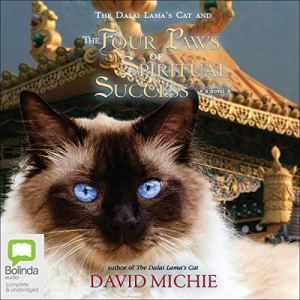 The Dalai Lama's Cat and the Four Paws of Spiritual Success audiobook cover art