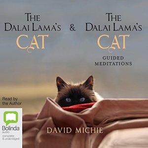 The Dalai Lama's Cat + The Dalai Lama's Cat: Guided Meditations audiobook cover art