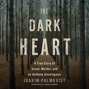 The Dark Heart audiobook cover art