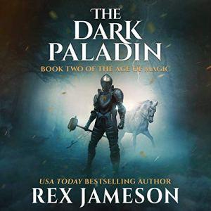 The Dark Paladin audiobook cover art