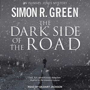The Dark Side of the Road audiobook cover art