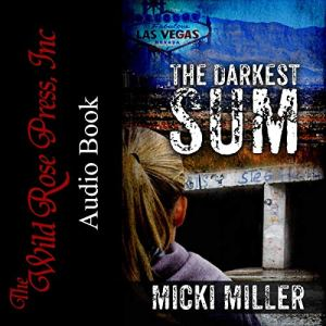 The Darkest Sum audiobook cover art