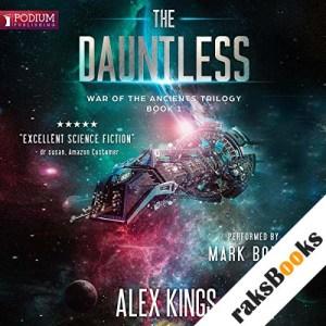 The Dauntless audiobook cover art