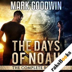 The Days of Noah: The Complete Box Set audiobook cover art