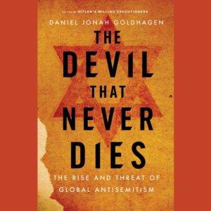The Devil That Never Dies audiobook cover art