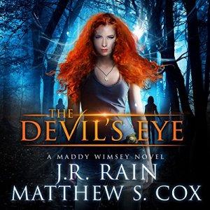 The Devil's Eye audiobook cover art