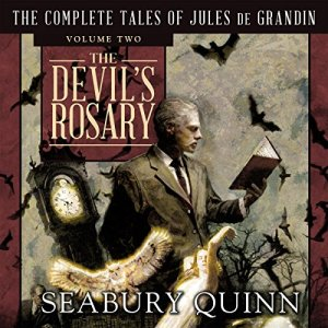 The Devil's Rosary audiobook cover art