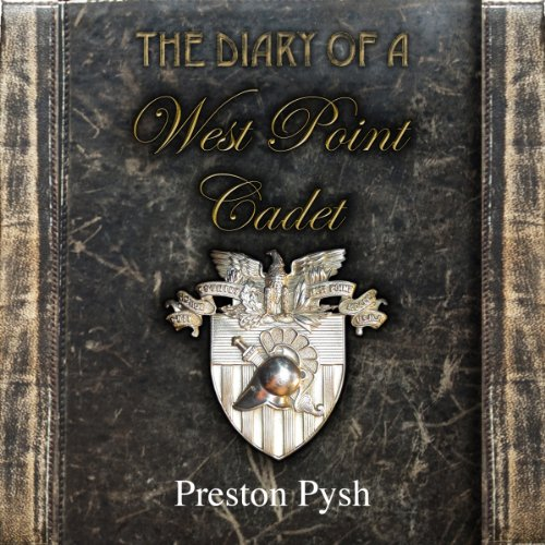The Diary of a West Point Cadet audiobook cover art