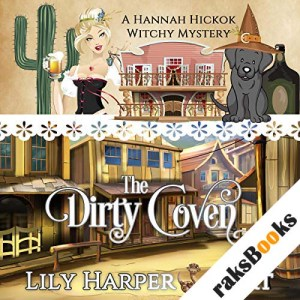 The Dirty Coven audiobook cover art