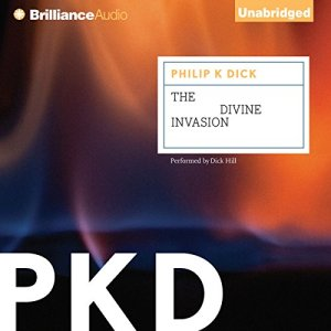 The Divine Invasion audiobook cover art