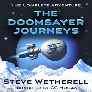 The Doomsayer Journeys audiobook cover art