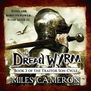 The Dread Wyrm audiobook cover art