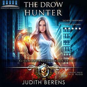 The Drow Hunter audiobook cover art