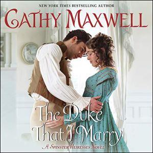 The Duke That I Marry audiobook cover art