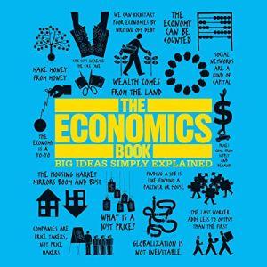 The Economics Book audiobook cover art