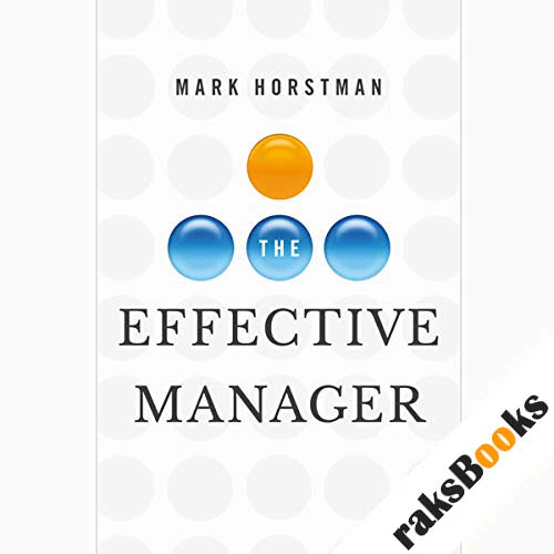 The Effective Manager audiobook cover art