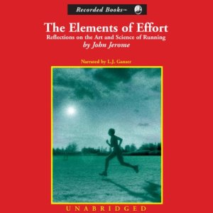 The Elements of Effort audiobook cover art