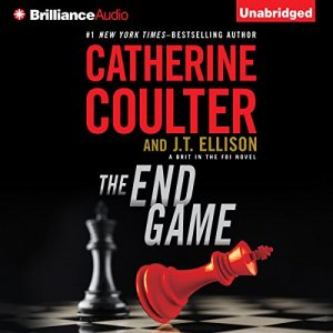 The End Game audiobook cover art