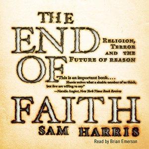 The End of Faith audiobook cover art