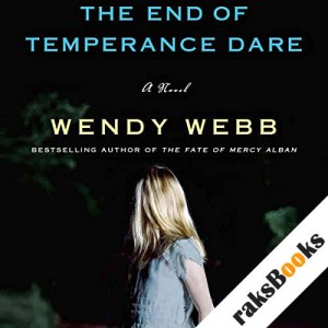 The End of Temperance Dare audiobook cover art