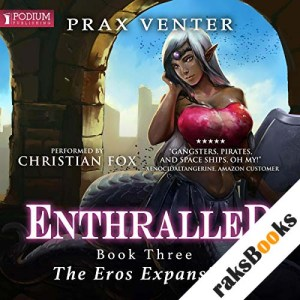 The Eros Expansion audiobook cover art