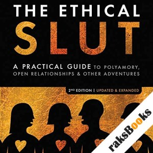 The Ethical Slut audiobook cover art