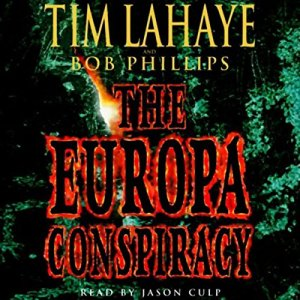 The Europa Conspiracy audiobook cover art