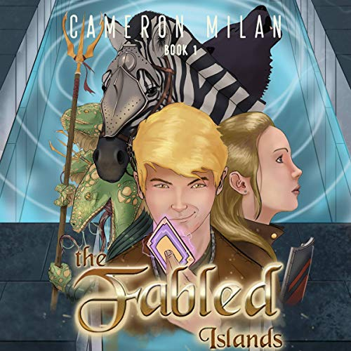 The Fabled Islands audiobook cover art
