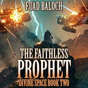The Faithless Prophet audiobook cover art