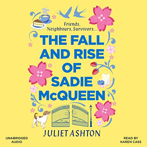The Fall and Rise of Sadie McQueen audiobook cover art
