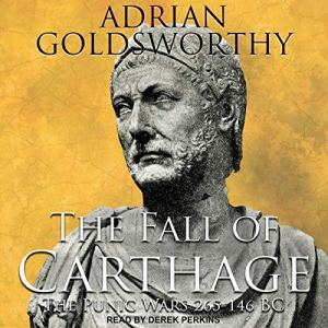 The Fall of Carthage audiobook cover art
