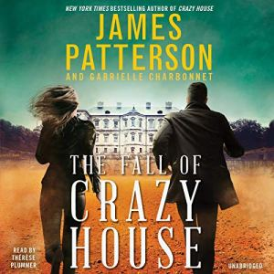 The Fall of Crazy House audiobook cover art