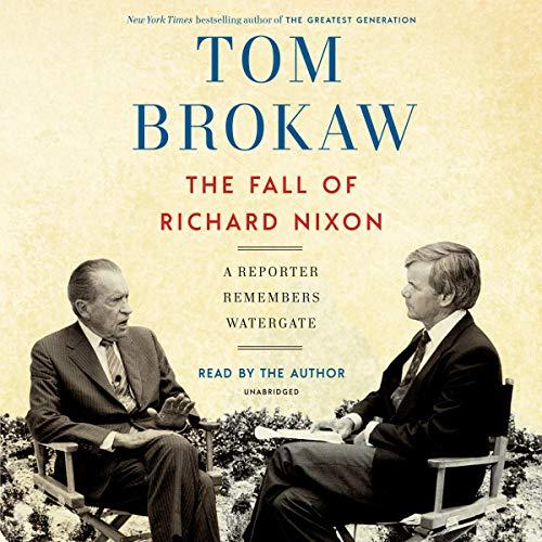 The Fall of Richard Nixon audiobook cover art