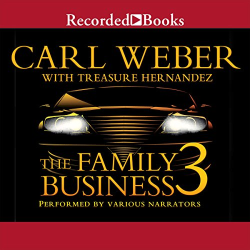 The Family Business 3 audiobook cover art