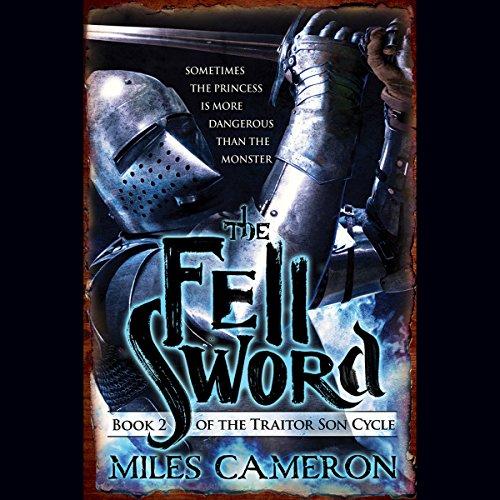 The Fell Sword audiobook cover art