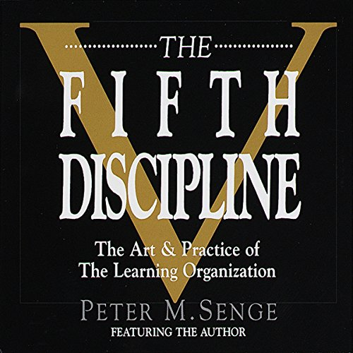 The Fifth Discipline audiobook cover art