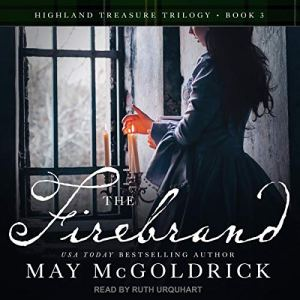 The Firebrand audiobook cover art
