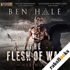 The Flesh of War audiobook cover art