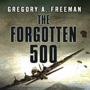 The Forgotten 500 audiobook cover art