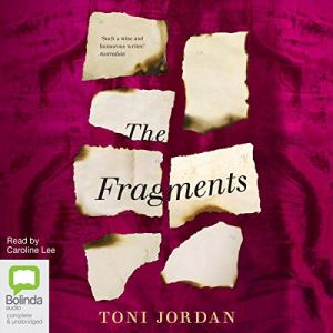 The Fragments audiobook cover art